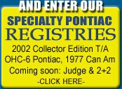 Specialty Registries
