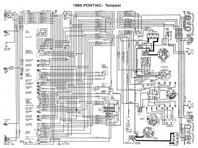 1965 pontiac gto wiring diagrams 1965 pontiac gto rally gauge wiring diagram #3