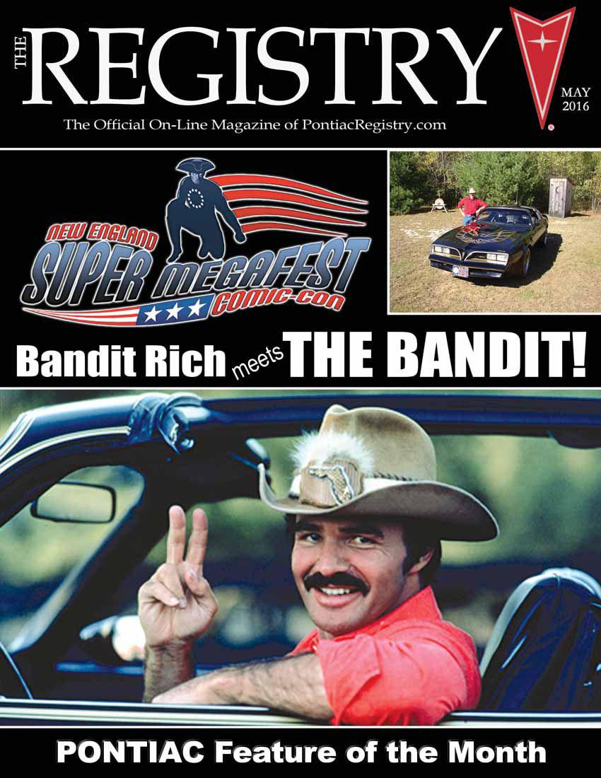 PontiacRegistry com :: Magazine Contents