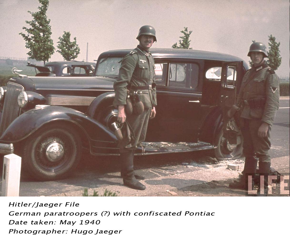 Pontiac pinboard for 1934 pontiac 4 door sedan